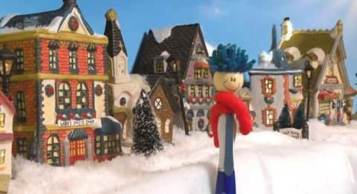 Billy Bristol wishes you Happy Holidays!