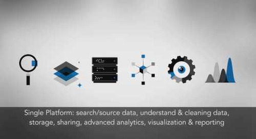 Leidos - Collaborative Advanced Analytics & Data Sharing Platform