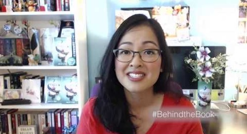 Behind The Book - Julie C. Dao