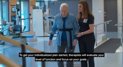 What to Expect from Encompass Health Rehabilitation Hospital of Braintree