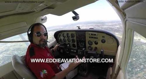 Comunicaciones entrando a espacio aereo controlado clase Delta