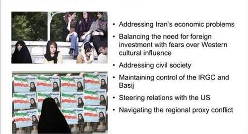 [Extract] Intel Briefing - Iran's next leader