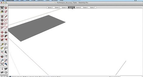 SketchUp Training Series: Accuracy