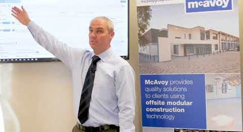 McAvoy Group Explains how they Deliver BIM Using Viewpoint For Projects
