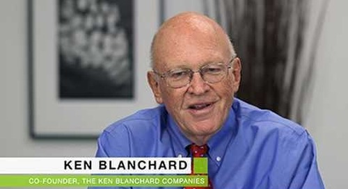 What is the key to being an effective manager? | Ken Blanchard Companies