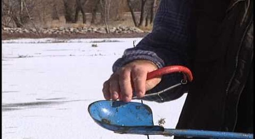 Ice Auger Tips with Daryl Bauer