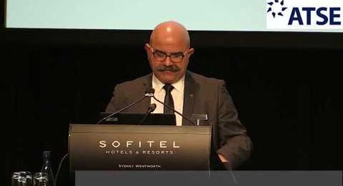 ATSE 2017 New Fellow: Dr Kourosh Kayvani FTSE