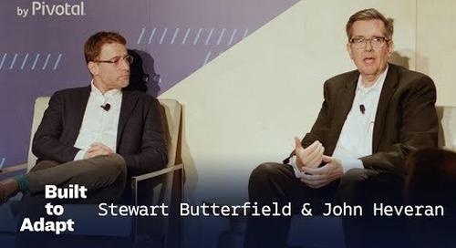 Death of the Cubicle Farm—Stewart Butterfield, Slack & John Heveran, Liberty Mutual