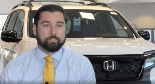 Germain Honda Success Story