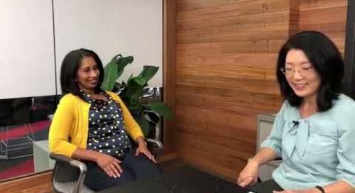 Quietly Powerful Leader: Megumi Miki interviews Aneetha de Silva