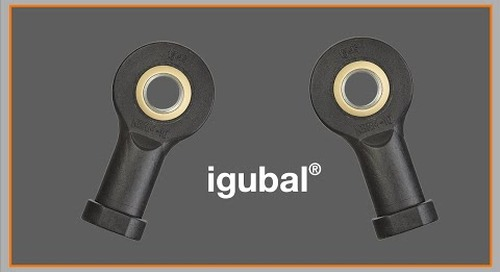 Second Generation igubal Rod Ends