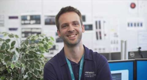 Meet Sébastien, User Experience Architect at Genetec