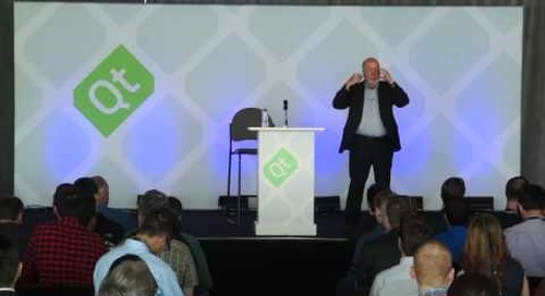 QtWS16- The Inevitable Digital Futures (Part 1), Kevin Kelly, WIRED Magazine