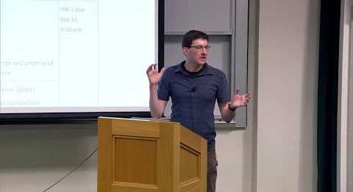 Lecture 4  – Word Vectors 3 | Stanford CS224U: Natural Language Understanding | Spring 2019