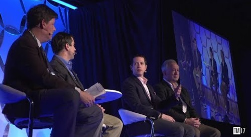 """TM17 - """"AI in Policy"""" - Thought Leader Panel"""
