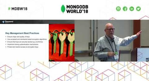 Simplified Encryption & Key Management for MongoDB
