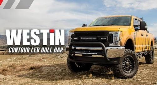 Contour LED Bull Bar