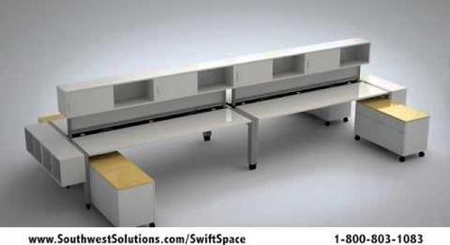 Better Benching Workstation Furniture | Office Furniture