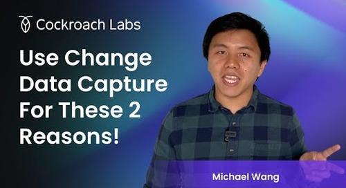 Why use Change Data Capture | Batch Data vs Streaming Data
