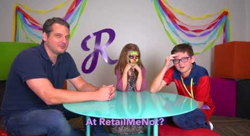 RetailMeNot's Bring Your Kid to Work Day 2018