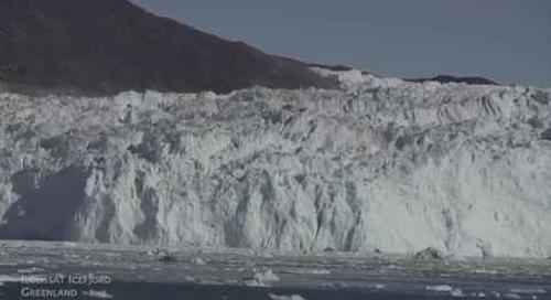 Greenland IIulissat Icefjord