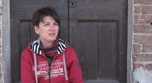 CEJA's Alice Cerutti talks about her rice farm in Italy