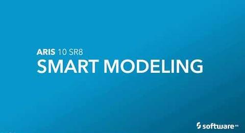 ARIS 10 SR8: Smart table-based Modeling