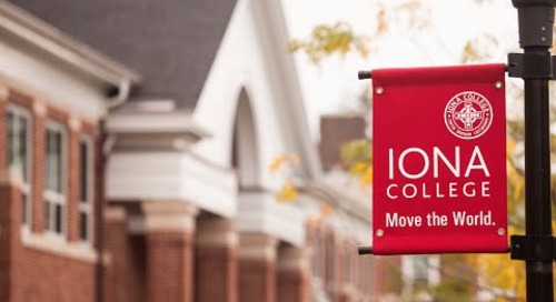 Re-engaging and Reconnecting Alumni with Raiser's Edge NXT™: Iona College
