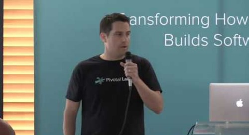 How Telstra Leveraged Pivotal's Way Of Working To Delight Customers & Drive Business Results
