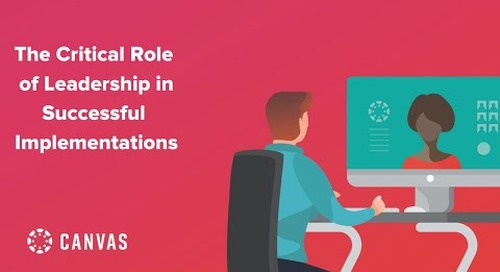 Livestream: The Critical Role of Leadership in Successful Implementations