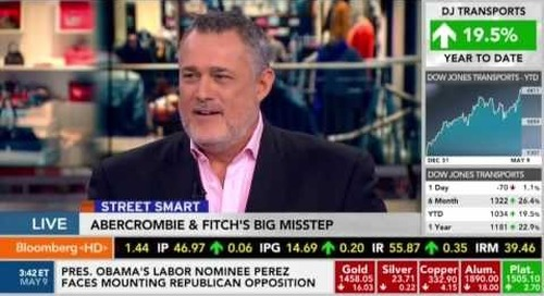 Bloomberg's Street Smart - Abercrombie & Fitch