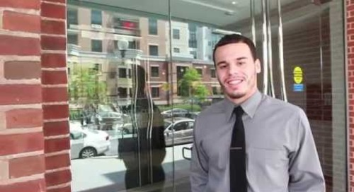 Alumni Success Story: Westfield State University's Albert Munoz
