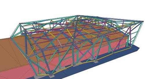 Tekla BIM Awards France 2020 : FUSION CONSTRUCTION - Château Prieure Marquet