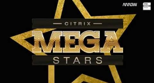 Citrix Megastars – CAR Conversions