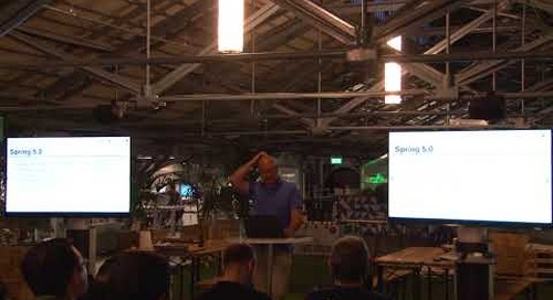 What's New In Spring — Dave Syer, Pivotal Dublin 9/28