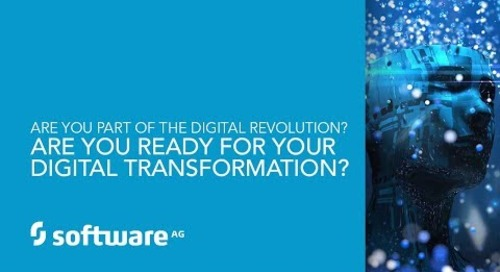 Are you part of the digital revolution? Are you ready for YOUR digital transformation?