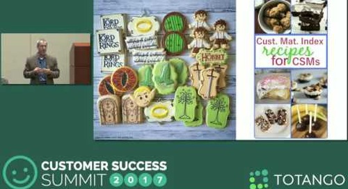 [Track 3]  Customer Maturity is Essential for Effective CS Management - Customer Success Summit 2017
