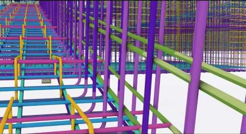Arauco Grayling Particleboard Plant - 2018 North American BIM Awards