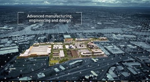 Fishermans Bend Catalyst Site