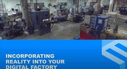 Incorporating Reality Into Your Digital Factory