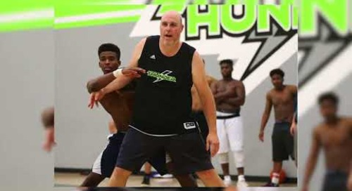 Hoop Dreams: Dan Stoddard shoots for diploma – and baskets, of course