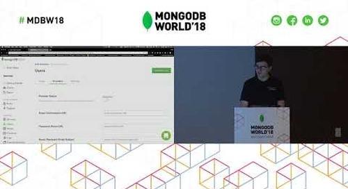 Ship It Faster with MongoDB Stitch