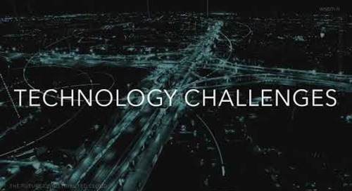 The Future of Distributed Cloud: Technology Challenges