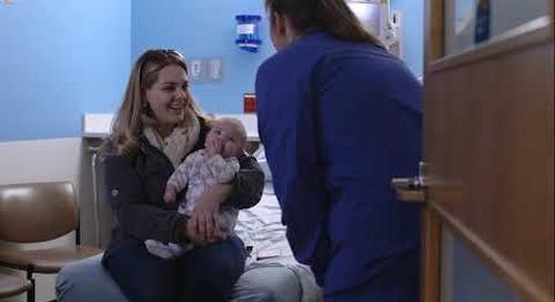 Providence Wellness Watch KGW Dec 2017 30 Children's ER with Lesley Zimkas, RN