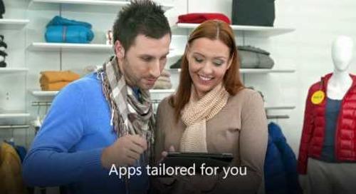Businesses Run on Apps - Descriptive Audio