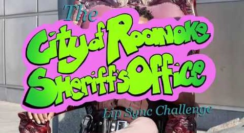 Roanoke Sheriff's Office Lip Sync Fresh Prince of Bel Air and Shiggy Challenge