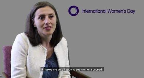 International Women's Day series- Val Cometto #BalanceforBetter