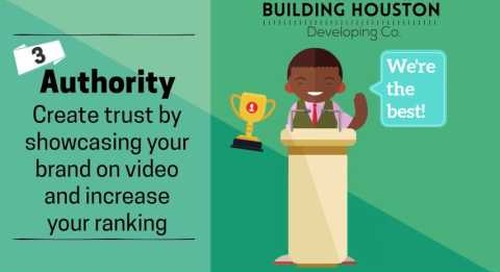 Top 5 Reasons You Should Be Using Video Marketing For Your Business