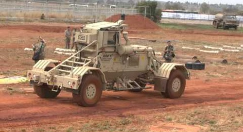 AAD 2016: Vehicle Mobility Demonstration