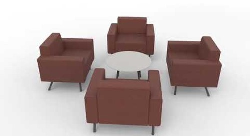 Soft Seating Animation w/ captions